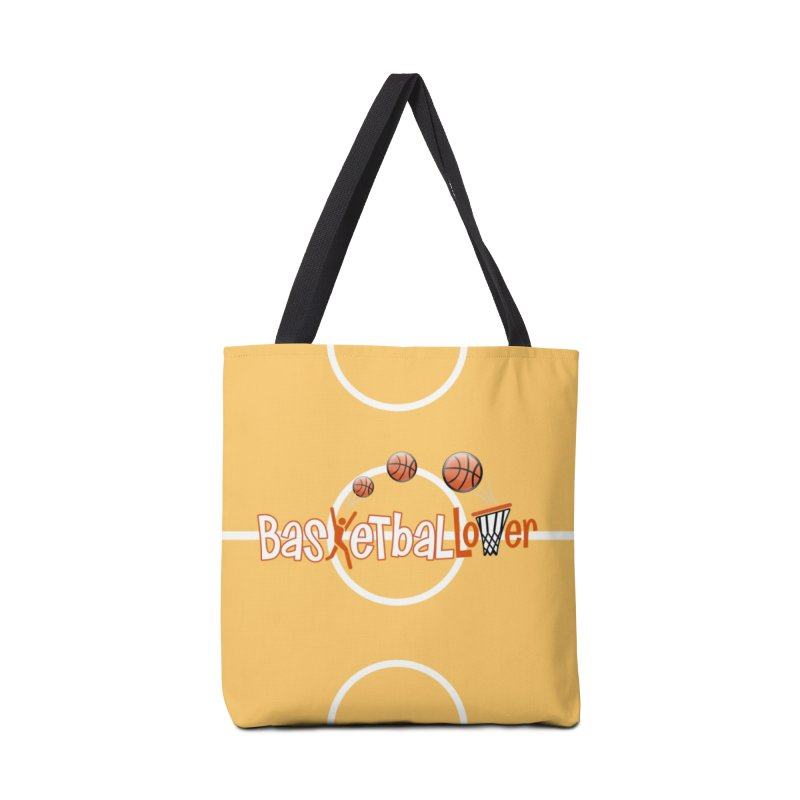 Basketball Lover Accessories Bag by PickaCS's Artist Shop