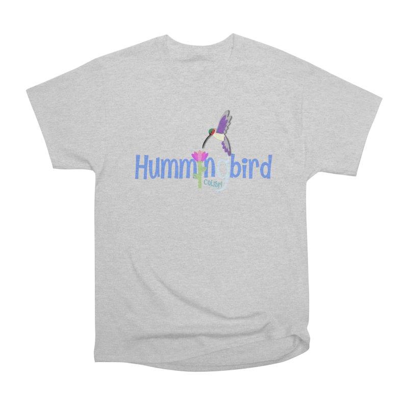 Hummingbird Men's T-Shirt by PickaCS's Artist Shop