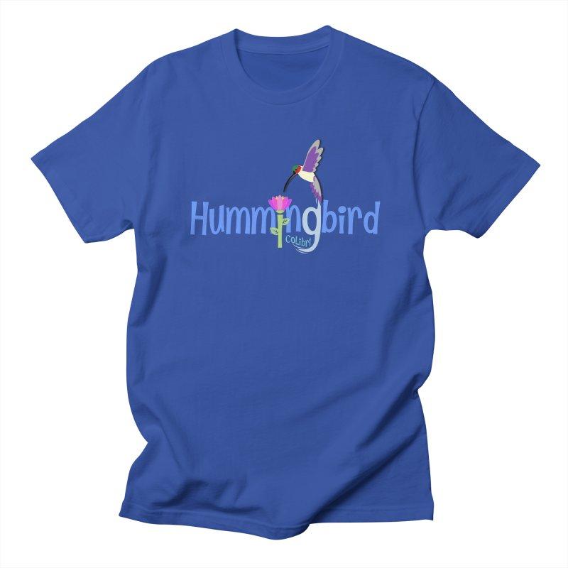 Hummingbird Women's Regular Unisex T-Shirt by PickaCS's Artist Shop