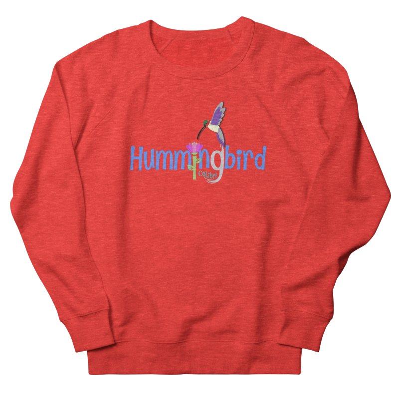 Hummingbird Men's Sweatshirt by PickaCS's Artist Shop