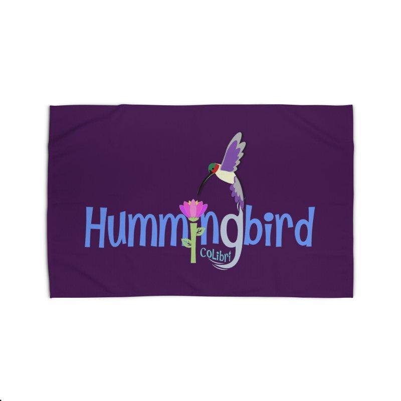 Hummingbird Home Rug by PickaCS's Artist Shop