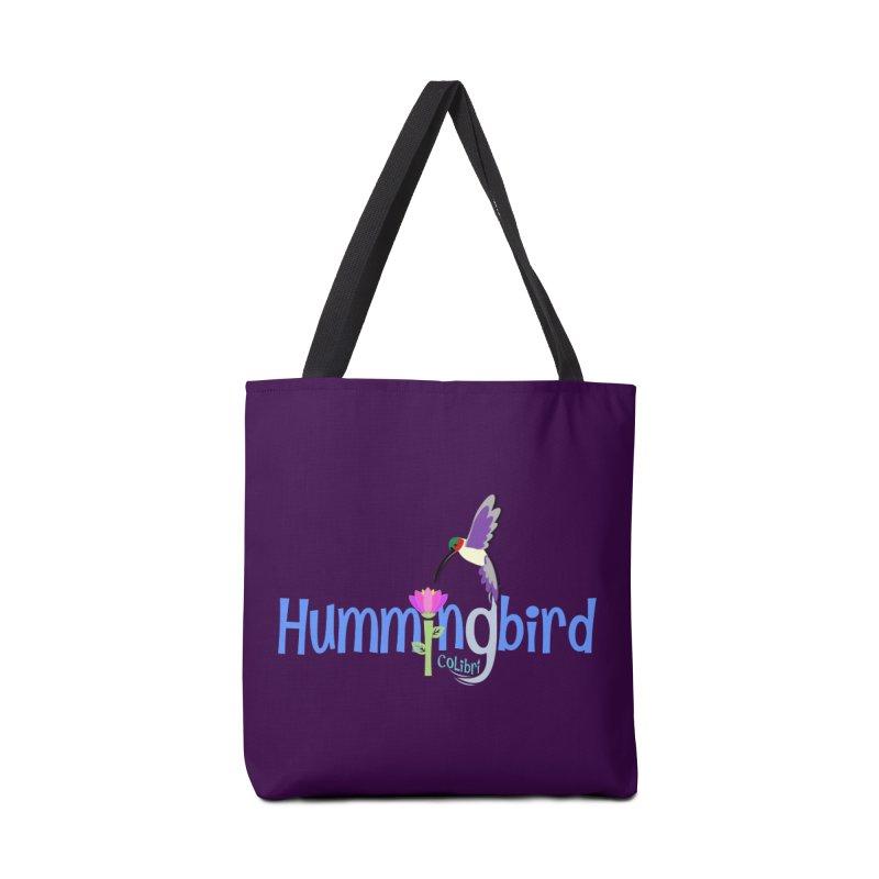 Hummingbird Accessories Bag by PickaCS's Artist Shop
