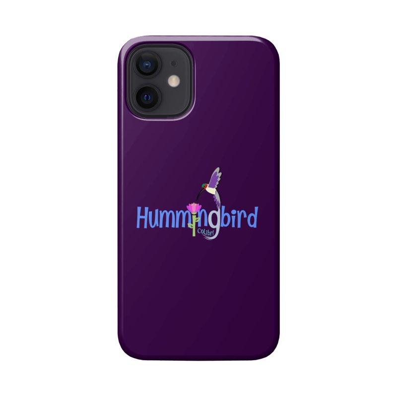 Hummingbird Accessories Phone Case by PickaCS's Artist Shop