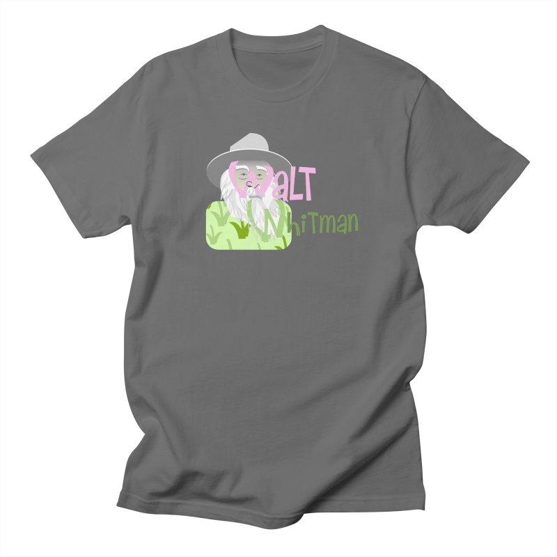 Walt Whitman Women's T-Shirt by PickaCS's Artist Shop