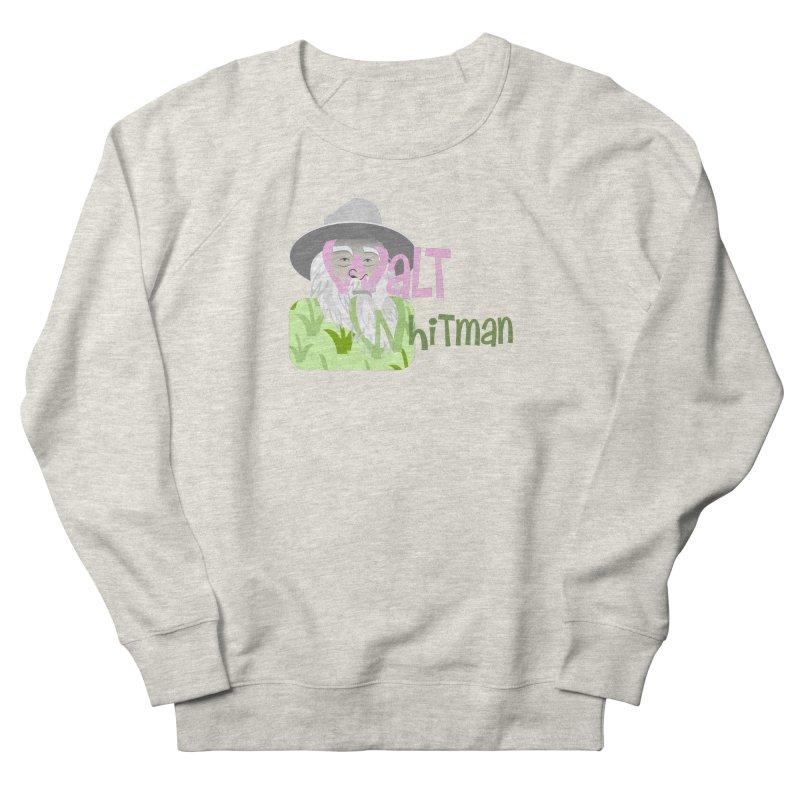 Walt Whitman Women's Sweatshirt by PickaCS's Artist Shop