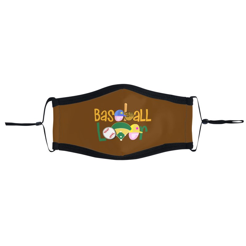 Baseball Lover Accessories Face Mask by PickaCS's Artist Shop