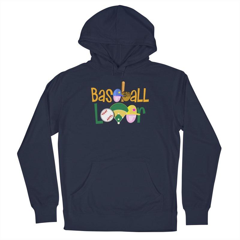 Baseball Lover Men's Pullover Hoody by PickaCS's Artist Shop