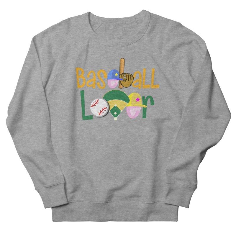 Baseball Lover Women's Sweatshirt by PickaCS's Artist Shop