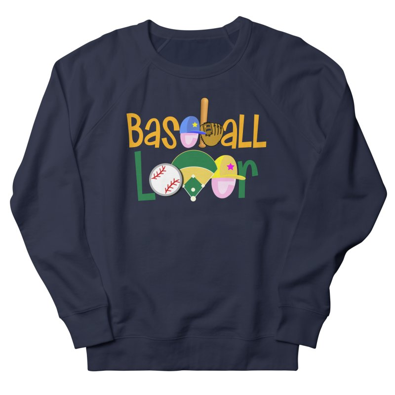 Baseball Lover Men's Sweatshirt by PickaCS's Artist Shop