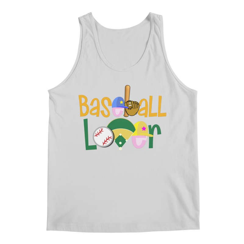 Baseball Lover Men's Regular Tank by PickaCS's Artist Shop