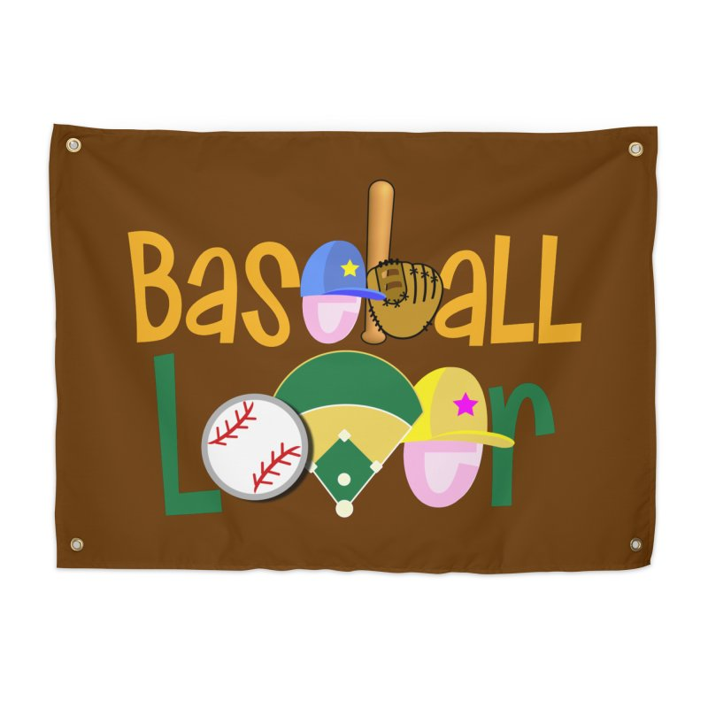 Baseball Lover Home Tapestry by PickaCS's Artist Shop