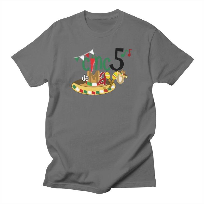Cinco de Mayo Women's T-Shirt by PickaCS's Artist Shop