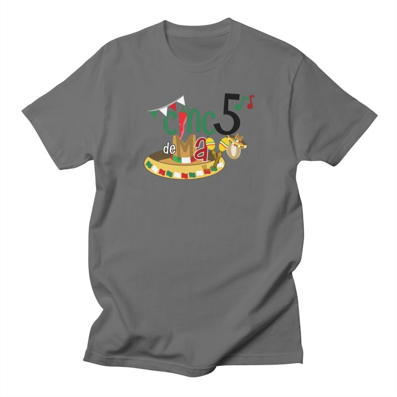 Cinco de Mayo Men's T-Shirt by PickaCS's Artist Shop