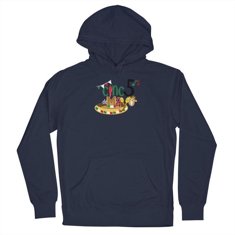 Cinco de Mayo Men's Pullover Hoody by PickaCS's Artist Shop