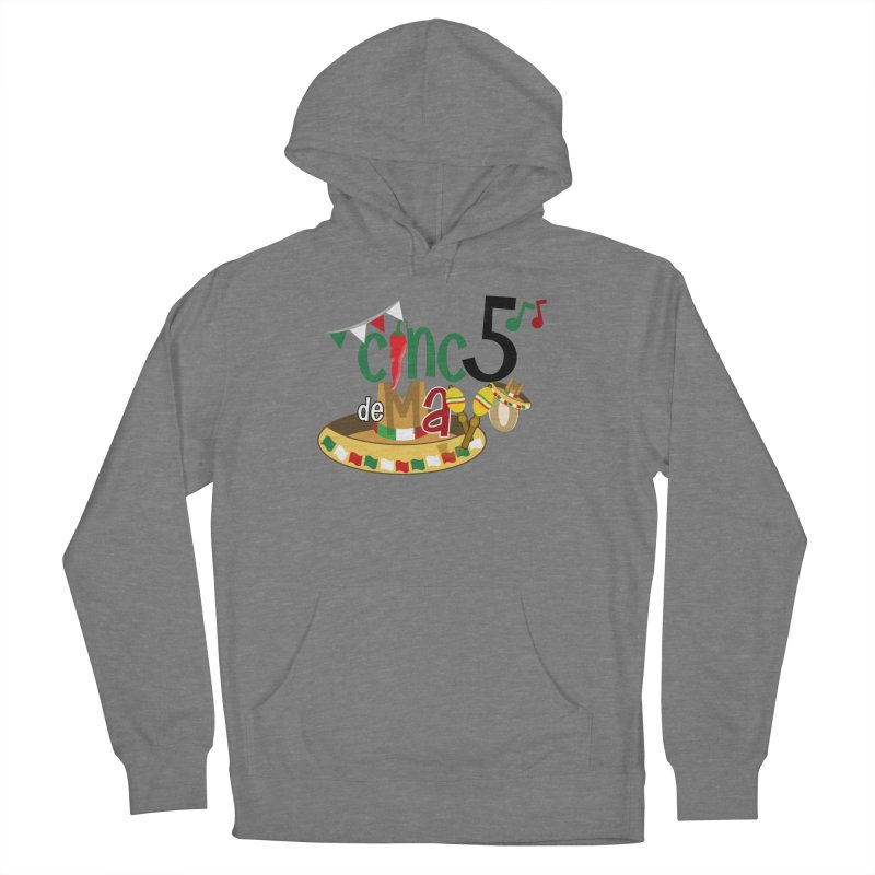 Cinco de Mayo Men's French Terry Pullover Hoody by PickaCS's Artist Shop