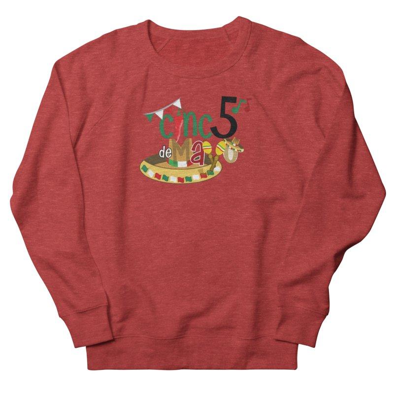 Cinco de Mayo Men's French Terry Sweatshirt by PickaCS's Artist Shop