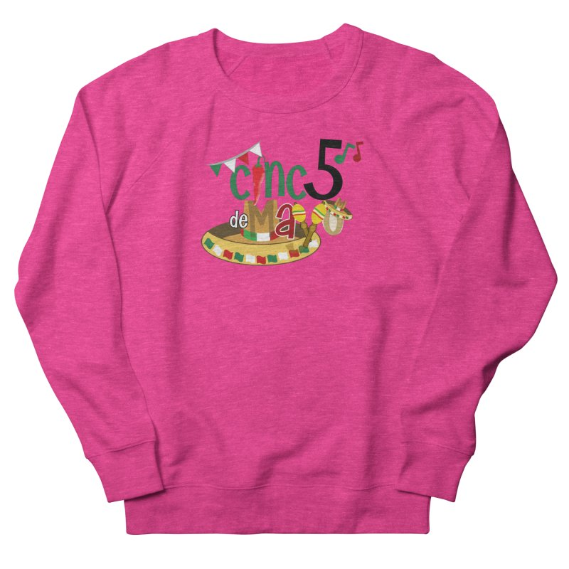 Cinco de Mayo Men's French Terry Sweatshirt by PickaCS's Artist Shop