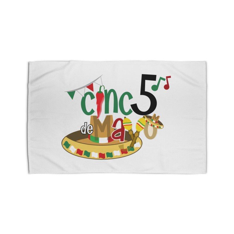 Cinco de Mayo Home Rug by PickaCS's Artist Shop