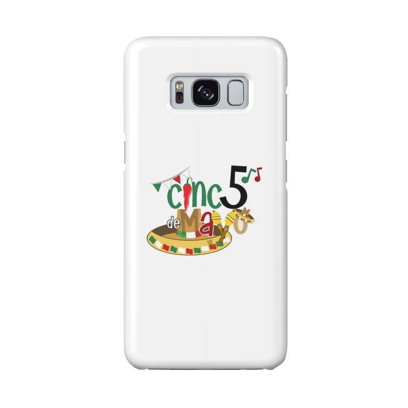Cinco de Mayo Accessories Phone Case by PickaCS's Artist Shop