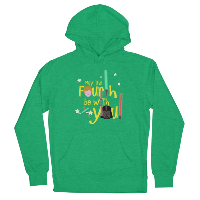 May the FOURTH... Men's Pullover Hoody by PickaCS's Artist Shop