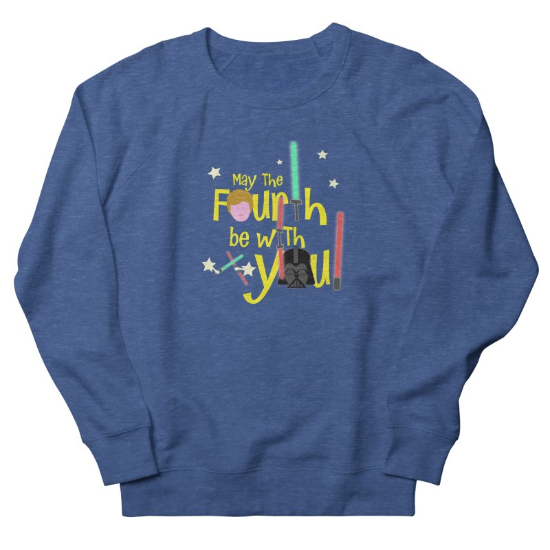 May the FOURTH... Men's Sweatshirt by PickaCS's Artist Shop