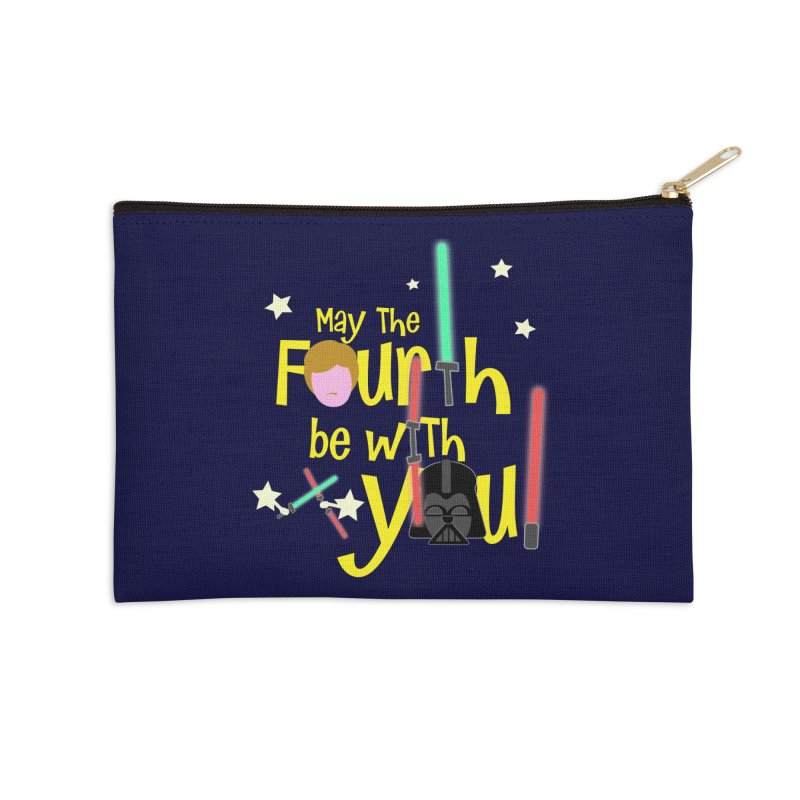 May the FOURTH... Accessories Zip Pouch by PickaCS's Artist Shop