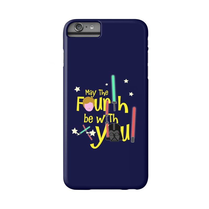 May the FOURTH... Accessories Phone Case by PickaCS's Artist Shop