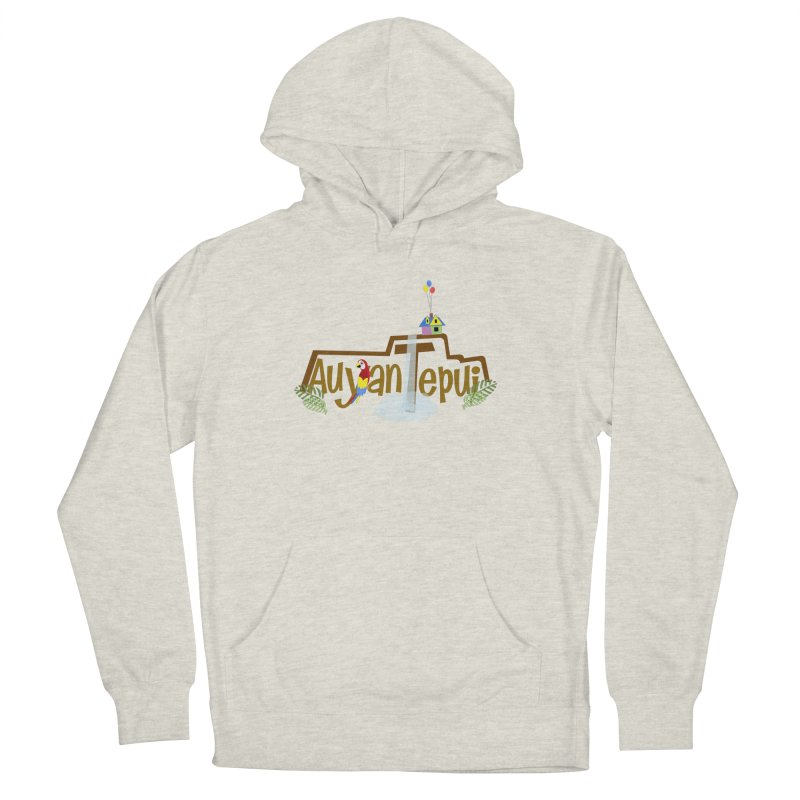 AuyanTepui Men's French Terry Pullover Hoody by PickaCS's Artist Shop