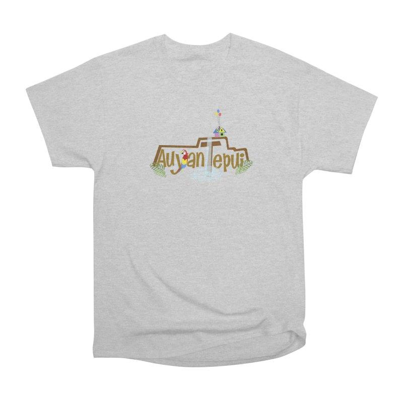 AuyanTepui Men's Heavyweight T-Shirt by PickaCS's Artist Shop
