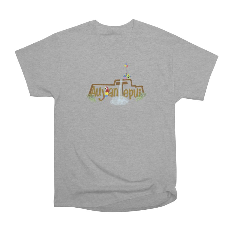 AuyanTepui Men's Heavyweight T-Shirt by PickaCS's Artist Shop
