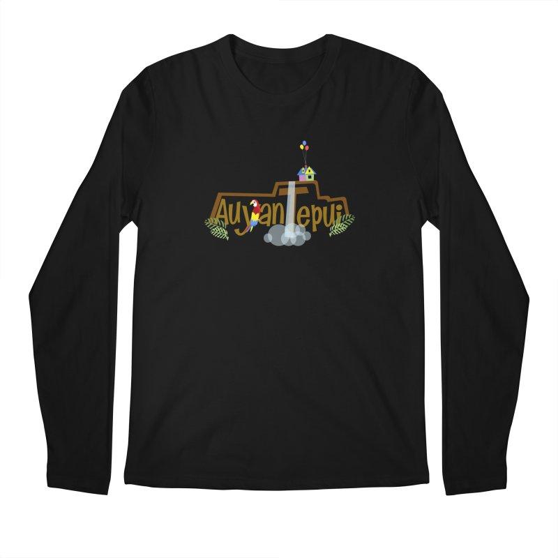 AuyanTepui Men's Regular Longsleeve T-Shirt by PickaCS's Artist Shop