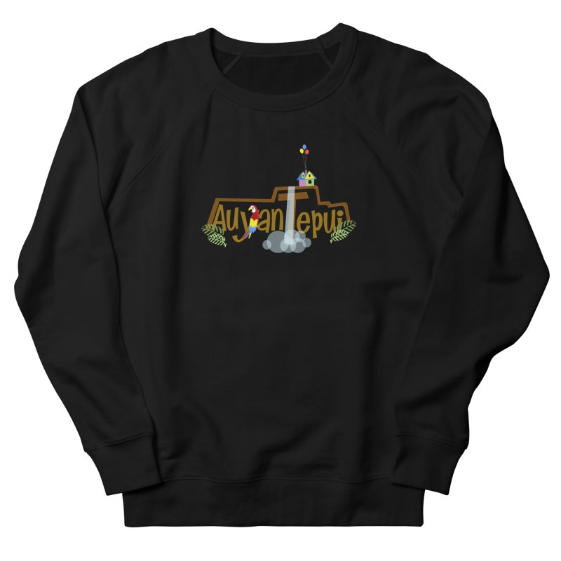 AuyanTepui Women's French Terry Sweatshirt by PickaCS's Artist Shop