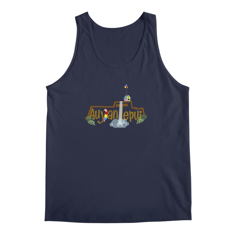 AuyanTepui Men's Regular Tank by PickaCS's Artist Shop