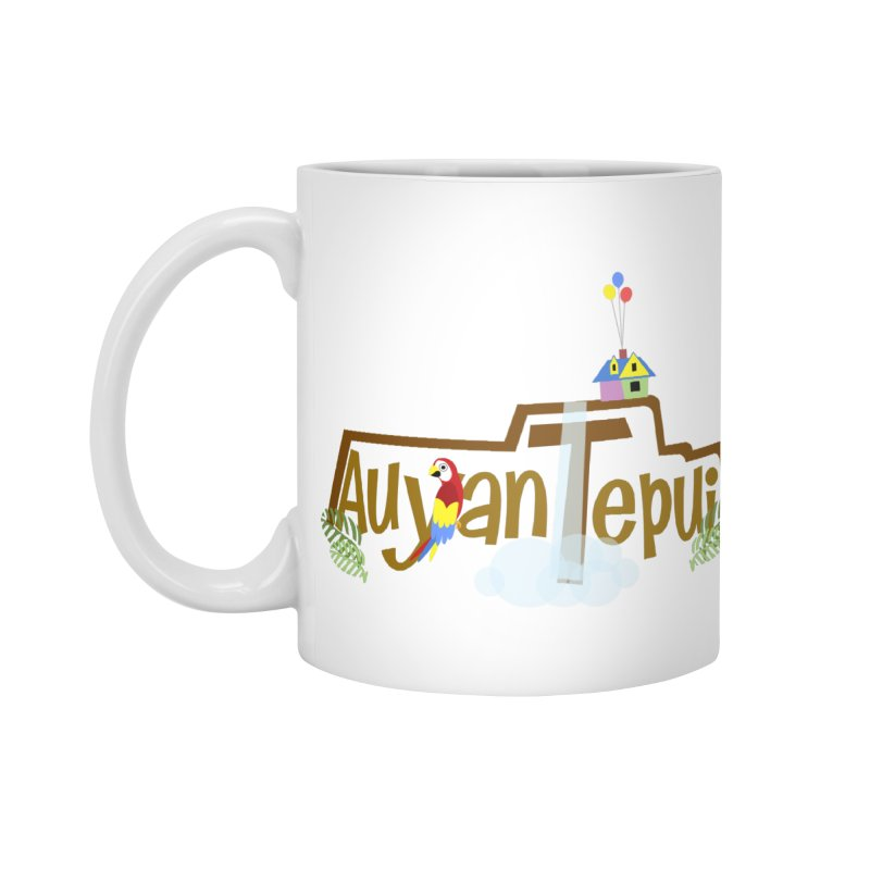 AuyanTepui Accessories Standard Mug by PickaCS's Artist Shop