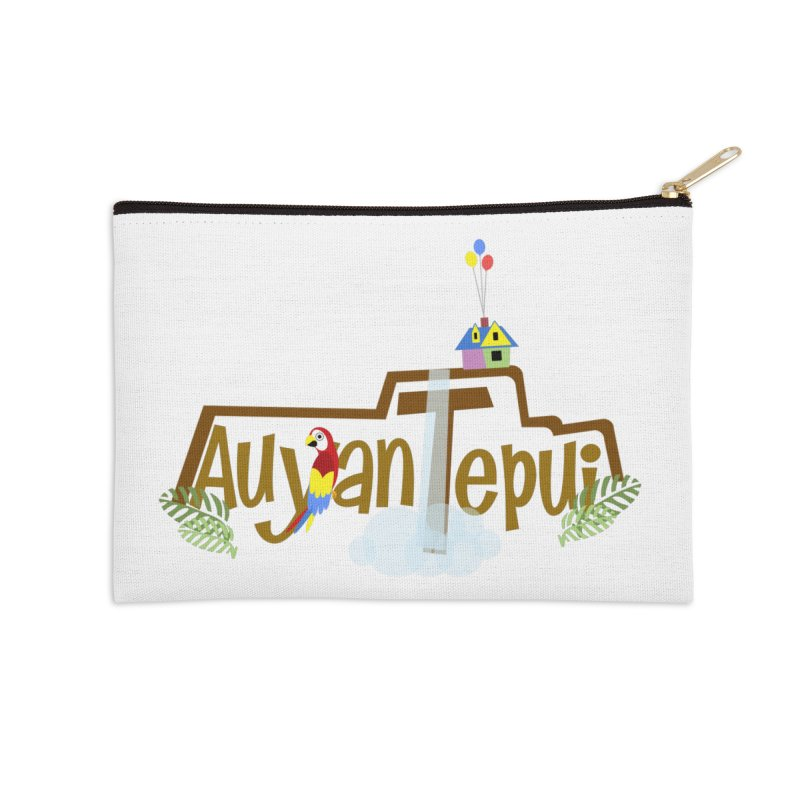 AuyanTepui Accessories Zip Pouch by PickaCS's Artist Shop