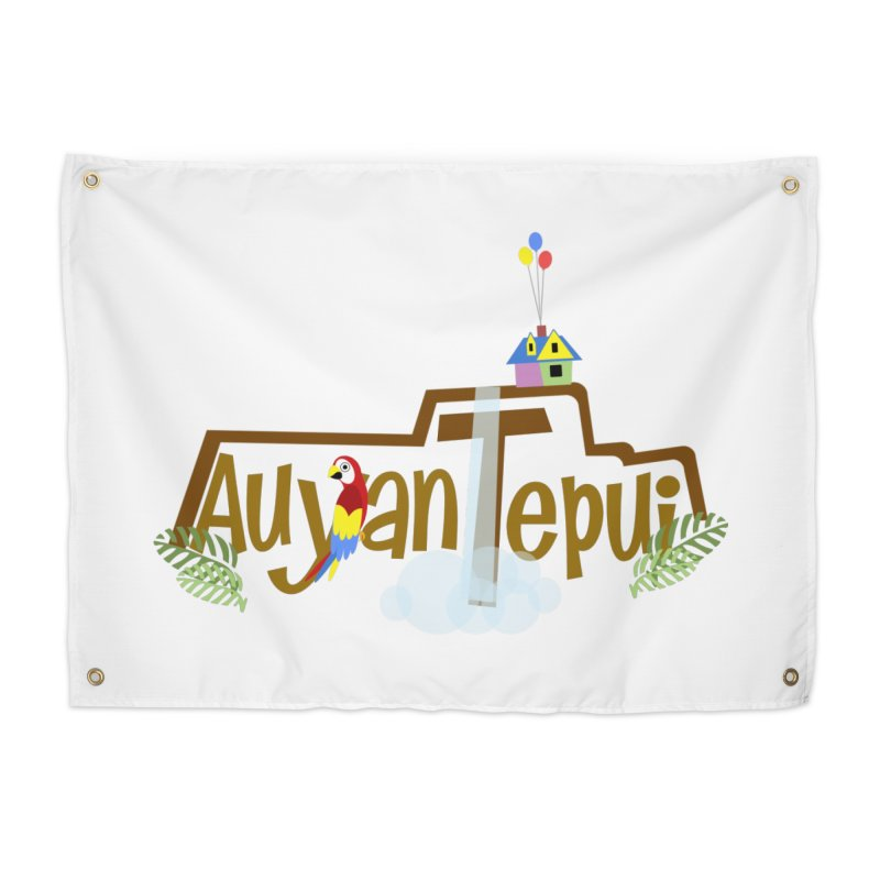 AuyanTepui Home Tapestry by PickaCS's Artist Shop