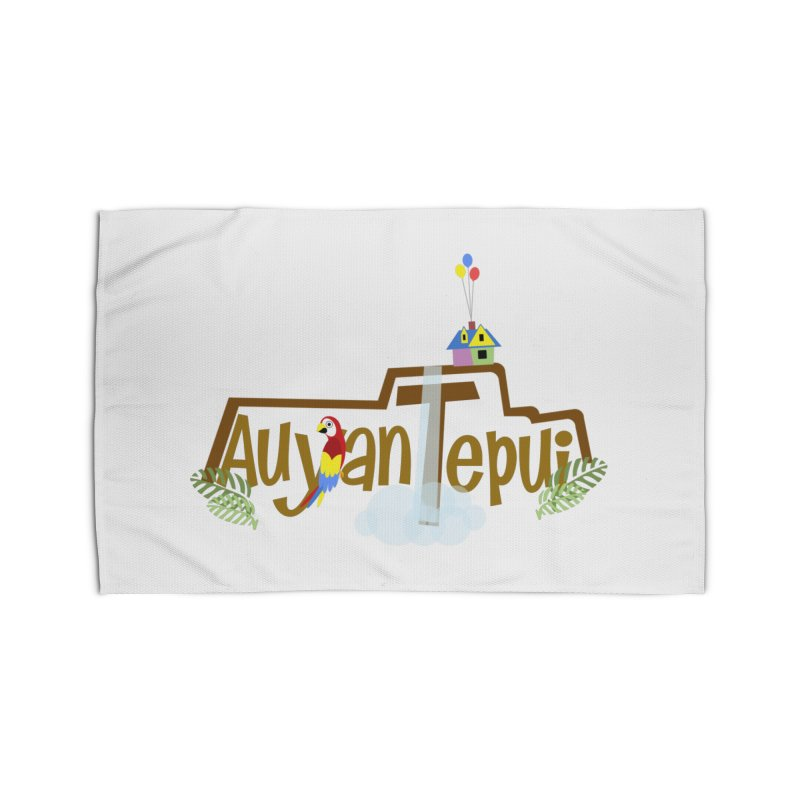 AuyanTepui Home Rug by PickaCS's Artist Shop