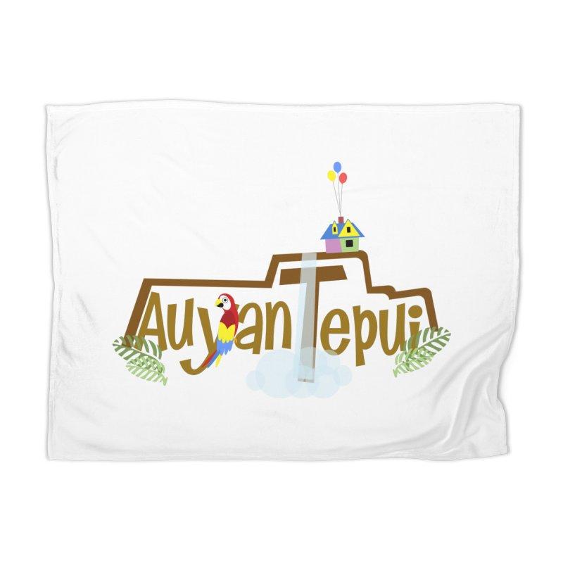 AuyanTepui Home Blanket by PickaCS's Artist Shop