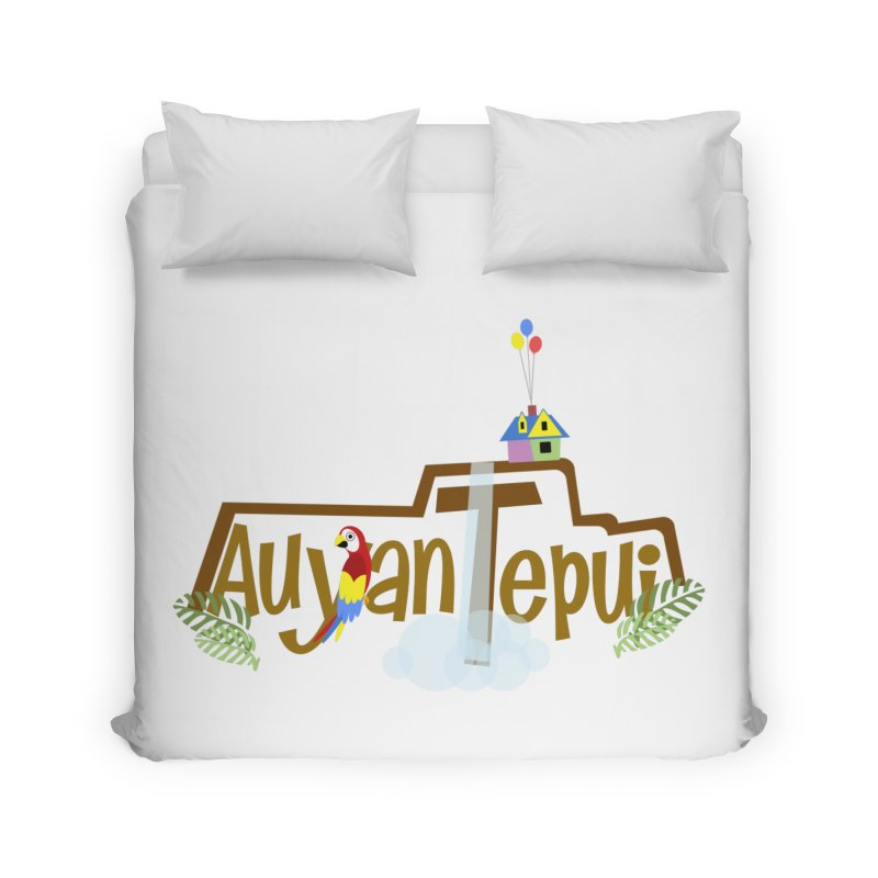 AuyanTepui Home Duvet by PickaCS's Artist Shop