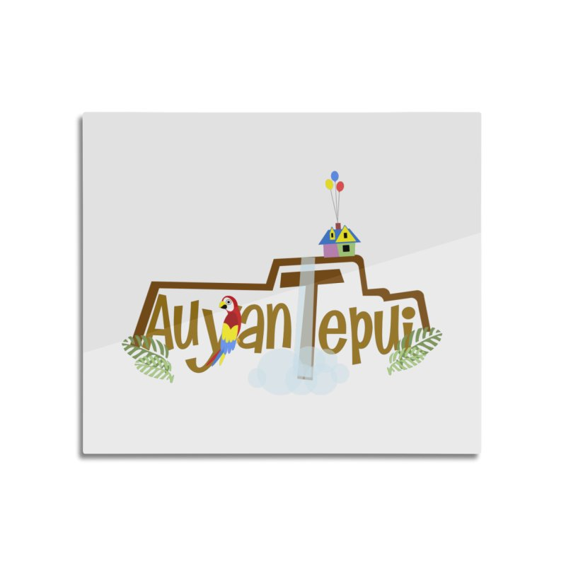 AuyanTepui Home Mounted Acrylic Print by PickaCS's Artist Shop