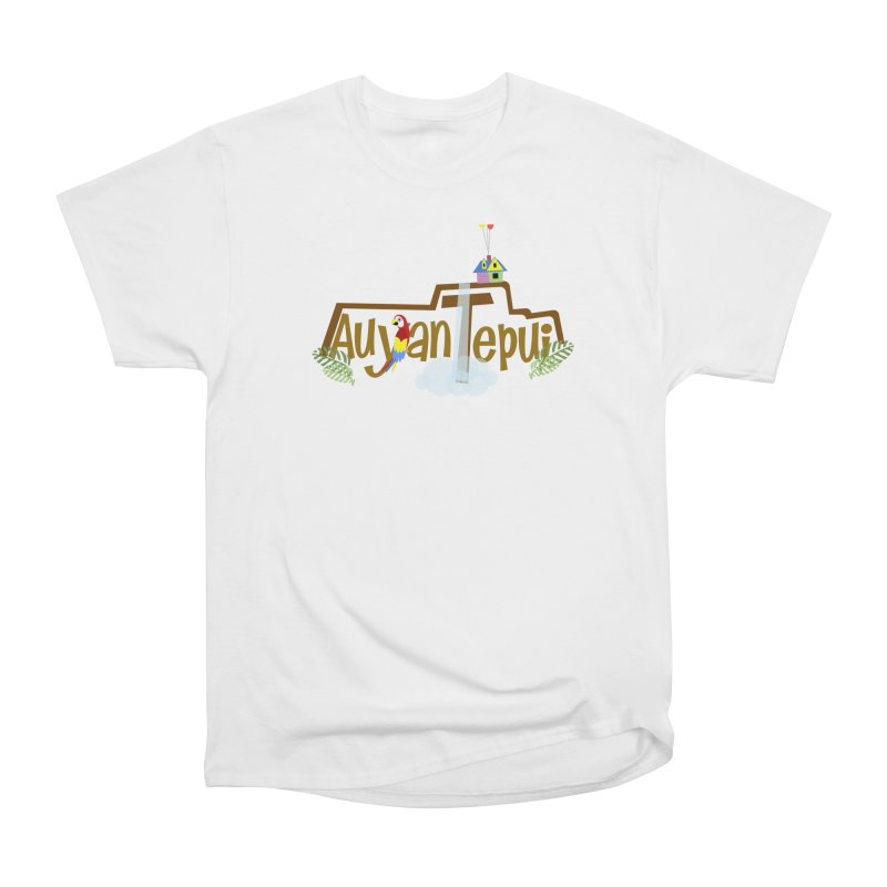 AuyanTepui Women's T-Shirt by PickaCS's Artist Shop