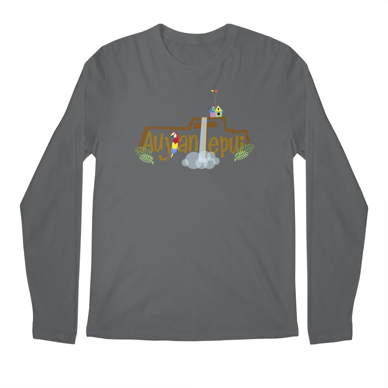AuyanTepui Men's Longsleeve T-Shirt by PickaCS's Artist Shop