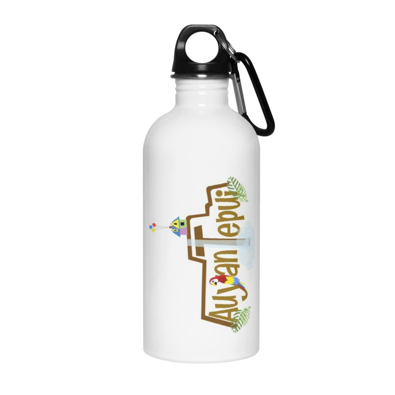 AuyanTepui Accessories Water Bottle by PickaCS's Artist Shop