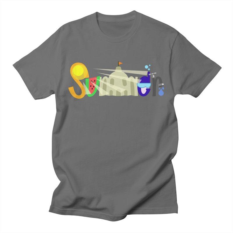 SuMMer Men's T-Shirt by PickaCS's Artist Shop