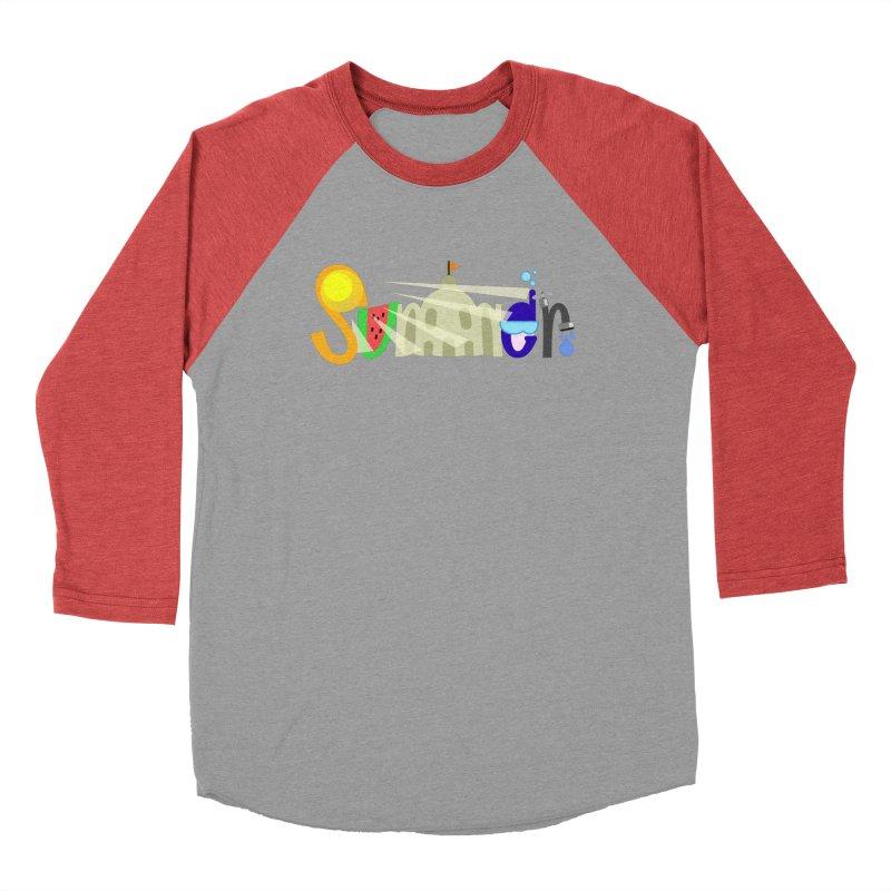 SuMMer Men's Longsleeve T-Shirt by PickaCS's Artist Shop