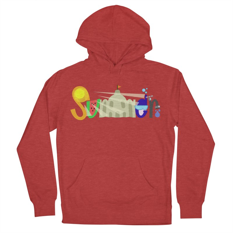 SuMMer Women's Pullover Hoody by PickaCS's Artist Shop