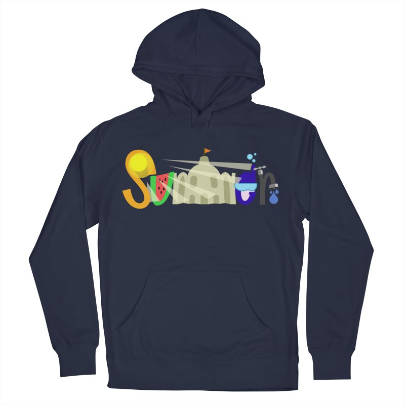 SuMMer Women's French Terry Pullover Hoody by PickaCS's Artist Shop