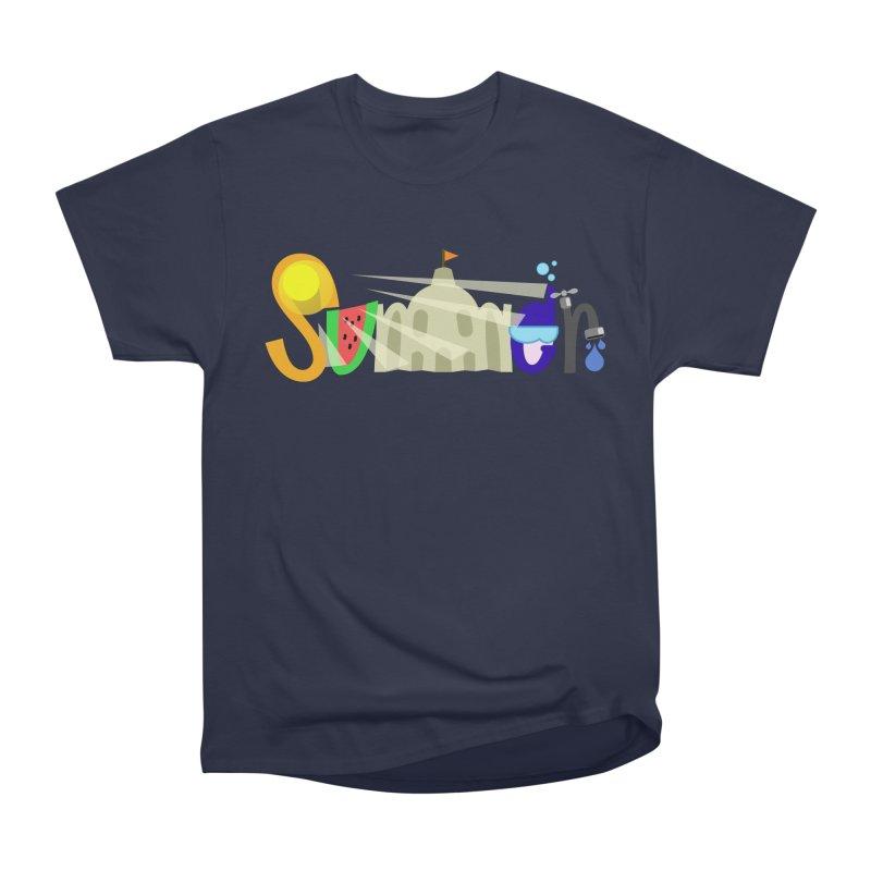 SuMMer Men's Heavyweight T-Shirt by PickaCS's Artist Shop