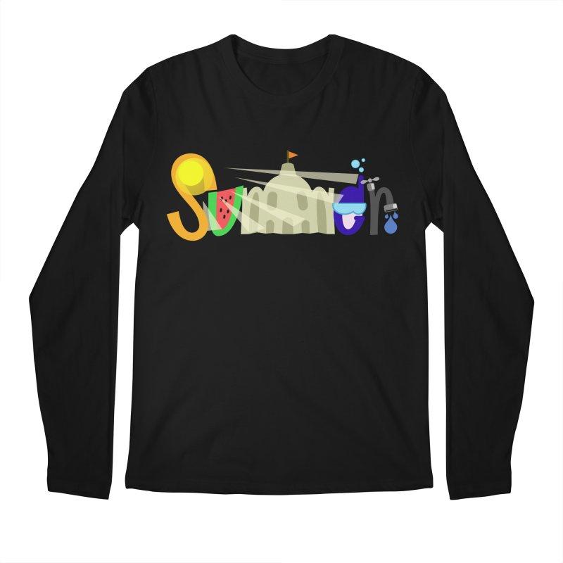 SuMMer Men's Regular Longsleeve T-Shirt by PickaCS's Artist Shop