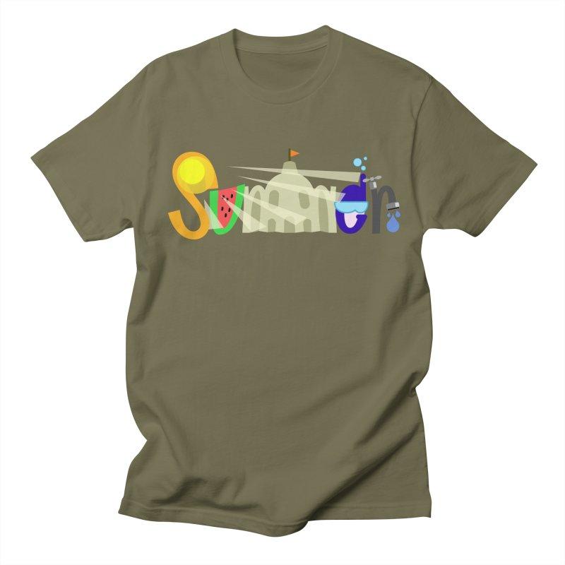 SuMMer Women's Regular Unisex T-Shirt by PickaCS's Artist Shop